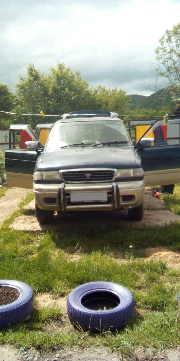 Mazda MPV, 1997 год, 200 000 руб.