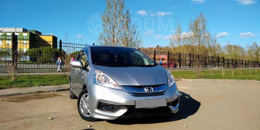 Honda Fit Shuttle, 2013 год, 740 000 руб.