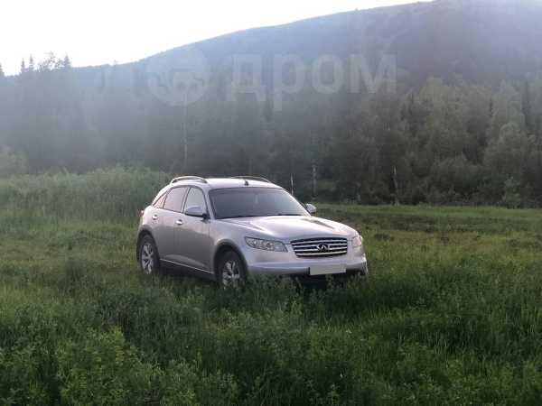 Infiniti FX35, 2004 год, 450 000 руб.