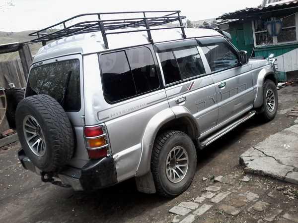 Mitsubishi Pajero, 1992 год, 270 000 руб.