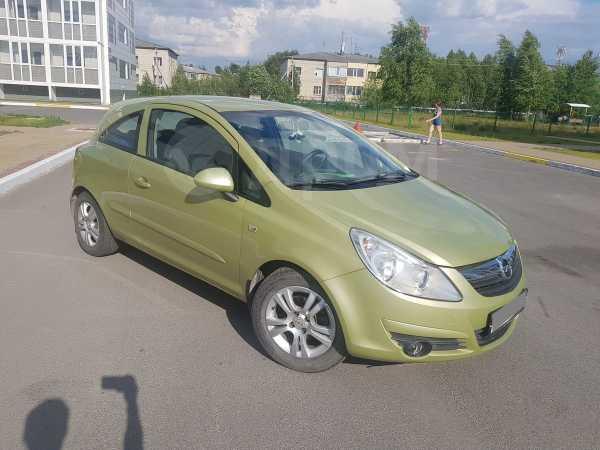 Opel Corsa, 2007 год, 225 000 руб.