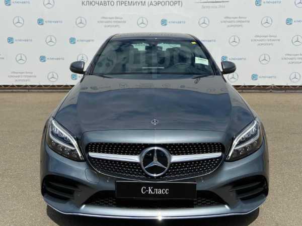 Mercedes-Benz C-Class, 2020 год, 2 390 000 руб.