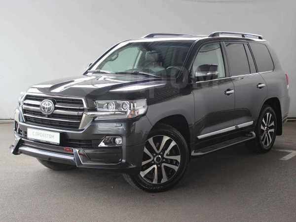 Toyota Land Cruiser, 2019 год, 5 450 000 руб.