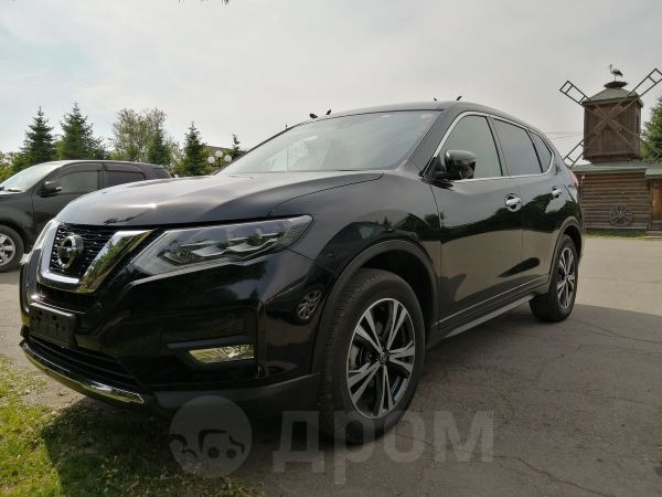 Nissan X-Trail, 2018 год, 1 330 000 руб.