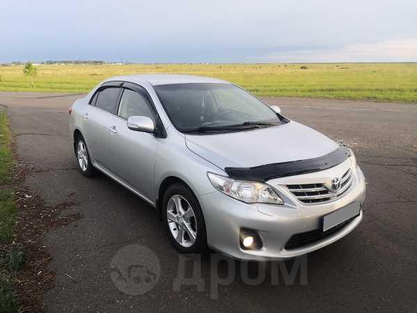 Toyota Corolla, 2011 год, 725 000 руб.