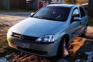 Каргополь Corsa 2002