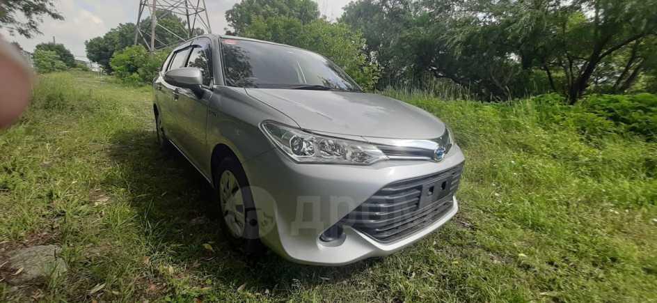 Toyota Corolla Fielder, 2017 год, 880 000 руб.