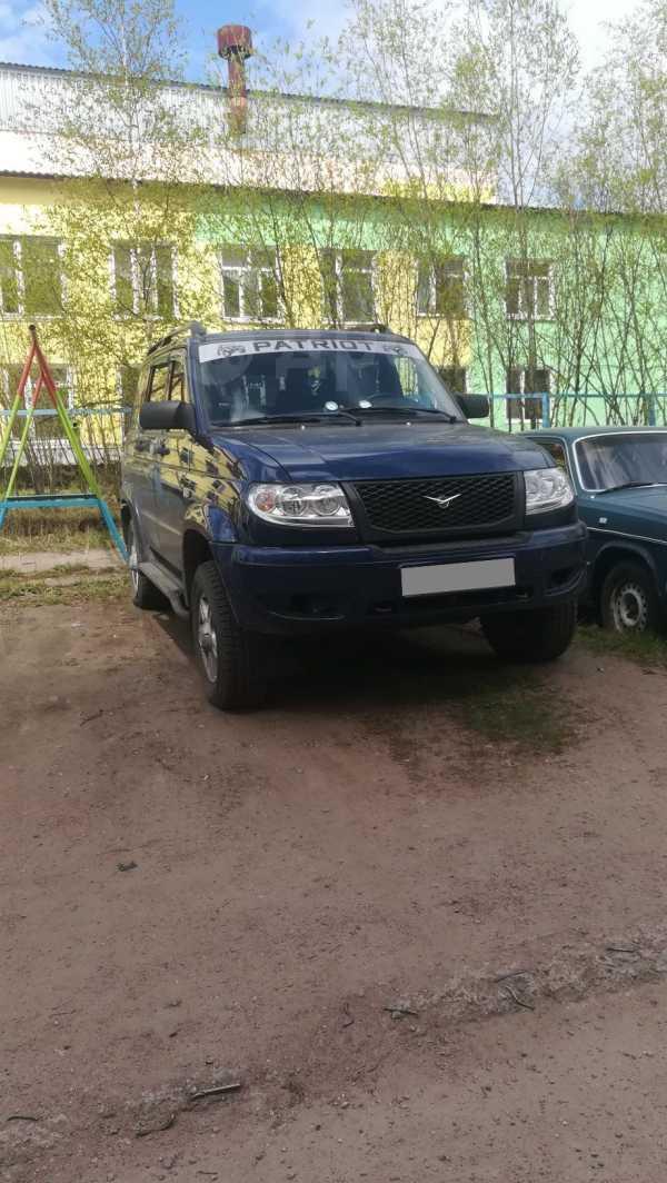УАЗ Патриот, 2013 год, 450 000 руб.