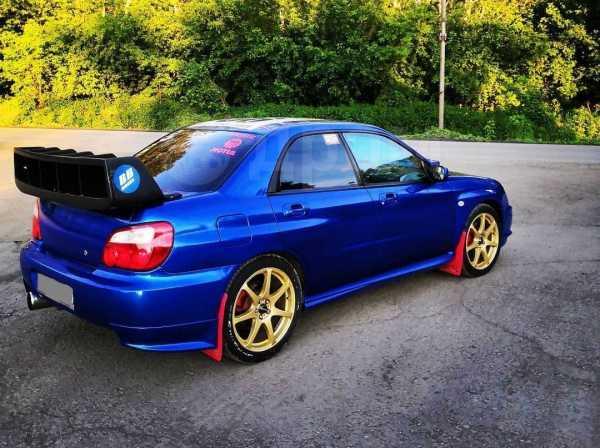 Subaru Impreza, 2004 год, 465 000 руб.