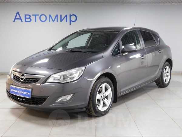 Opel Astra, 2012 год, 360 000 руб.
