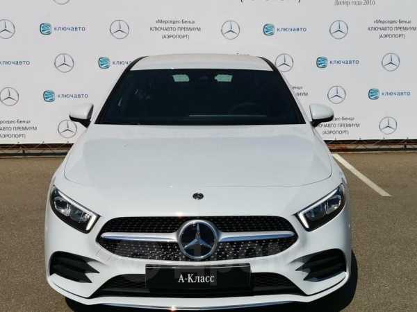 Mercedes-Benz A-Class, 2020 год, 2 320 000 руб.