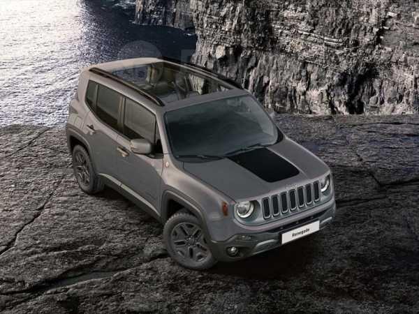 Jeep Renegade, 2019 год, 2 599 000 руб.