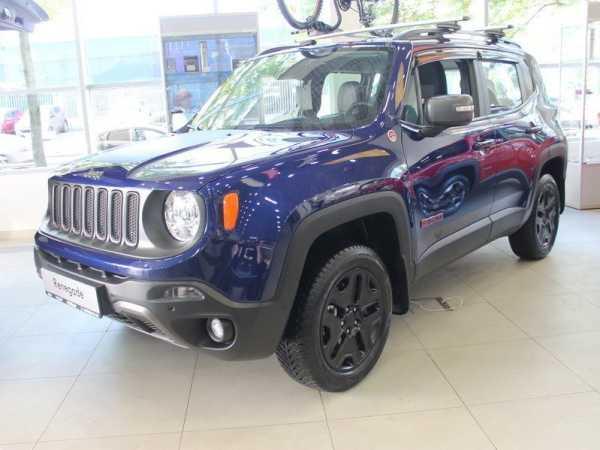 Jeep Renegade, 2019 год, 2 553 500 руб.