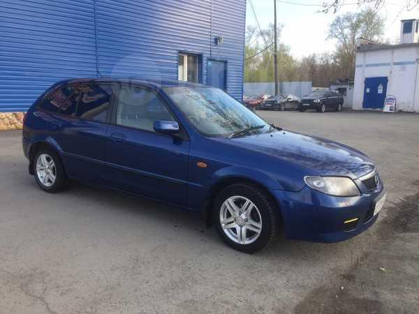 Mazda Familia S-Wagon, 2001 год, 165 000 руб.