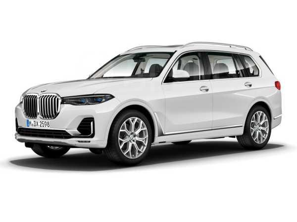BMW X7, 2020 год, 7 180 000 руб.