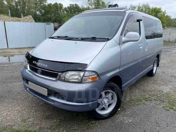 Toyota Grand Hiace, 1996 год, 530 000 руб.
