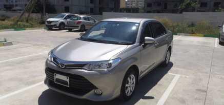 Краснодар Corolla Axio 2015