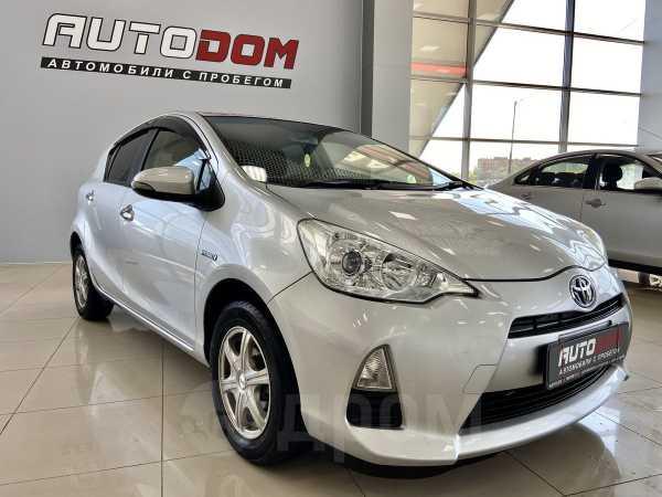 Toyota Aqua, 2012 год, 557 000 руб.