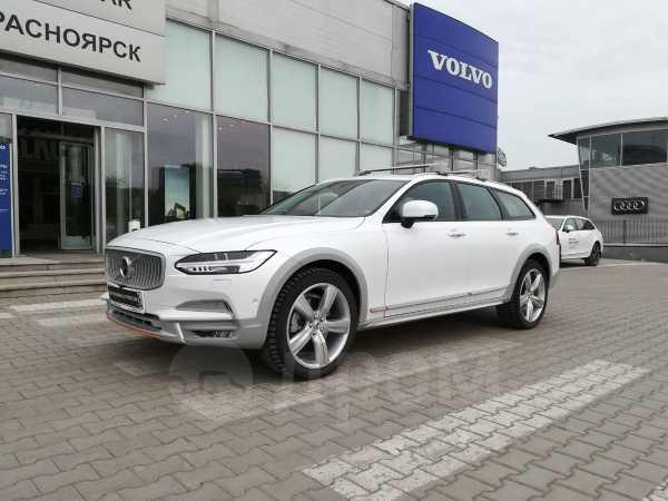 Volvo V90, 2019 год, 4 200 000 руб.