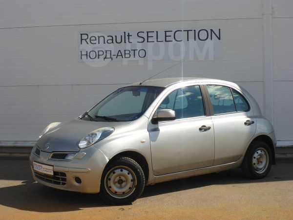 Nissan Micra, 2010 год, 199 000 руб.