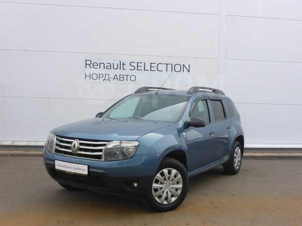 Renault Duster, 2014 год, 519 000 руб.
