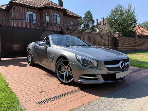 Mercedes-Benz SL-Class, 2012 год, 2 549 000 руб.