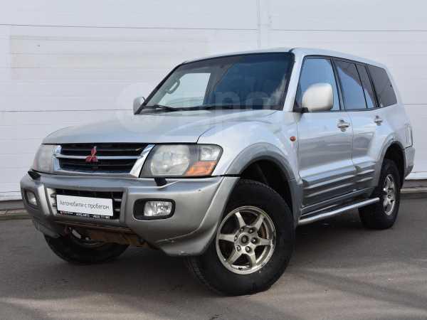 Mitsubishi Pajero, 2002 год, 370 000 руб.
