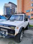 Лада 4x4 2121 Нива, 1990 год, 89 999 руб.