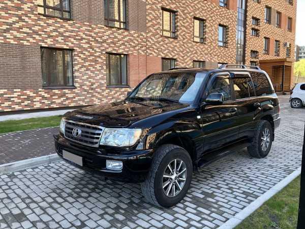 Toyota Land Cruiser, 2003 год, 929 000 руб.