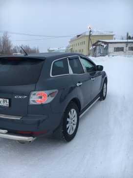 Надым CX-7 2011