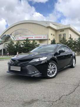 Хабаровск Toyota Camry 2018