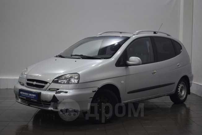Chevrolet Rezzo, 2008 год, 219 000 руб.