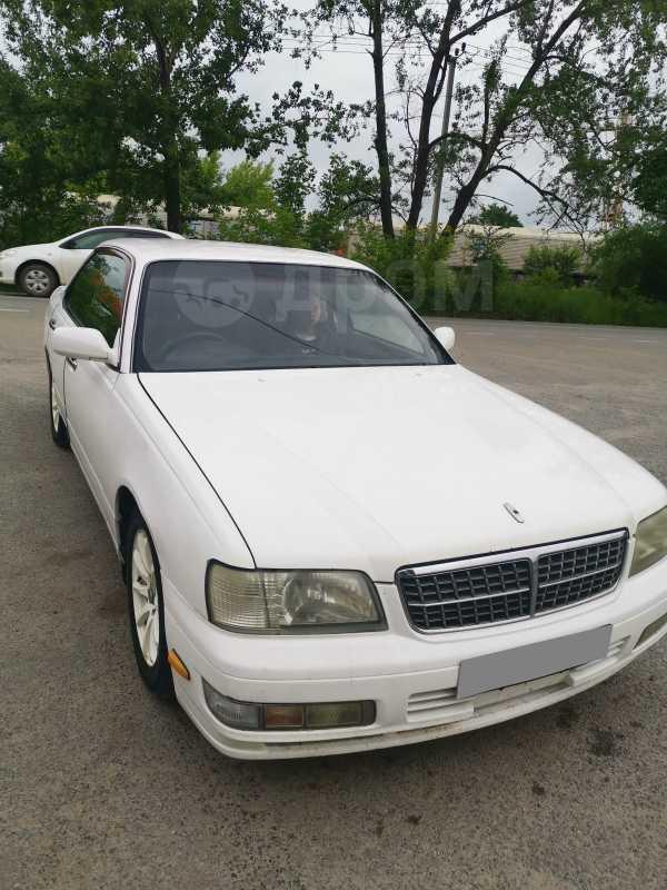 Nissan Cedric, 1998 год, 160 000 руб.