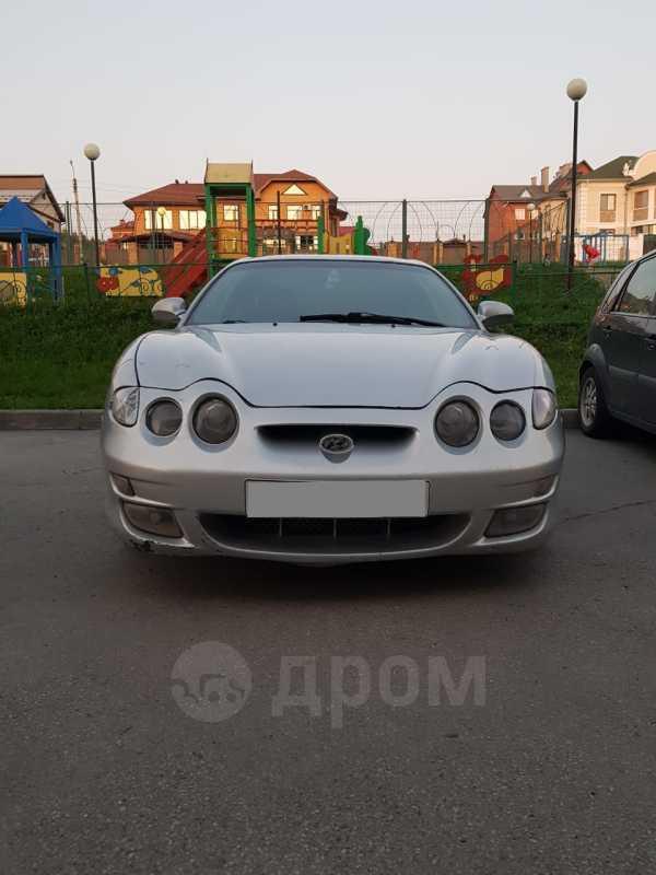 Hyundai Coupe, 2000 год, 200 000 руб.