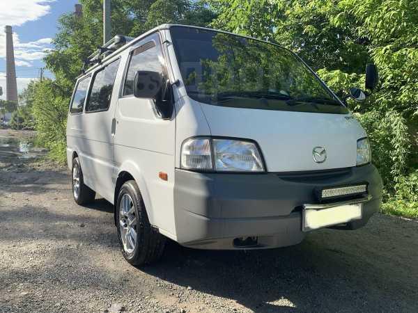 Mazda Bongo, 2013 год, 640 000 руб.