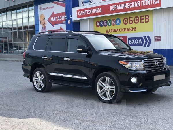 Toyota Land Cruiser, 2012 год, 2 650 000 руб.