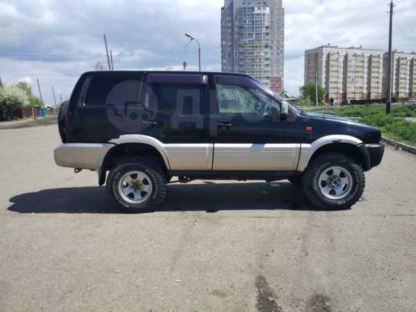 Nissan Mistral, 1994 год, 199 000 руб.