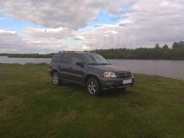Mazda Tribute, 2005 год, 344 000 руб.