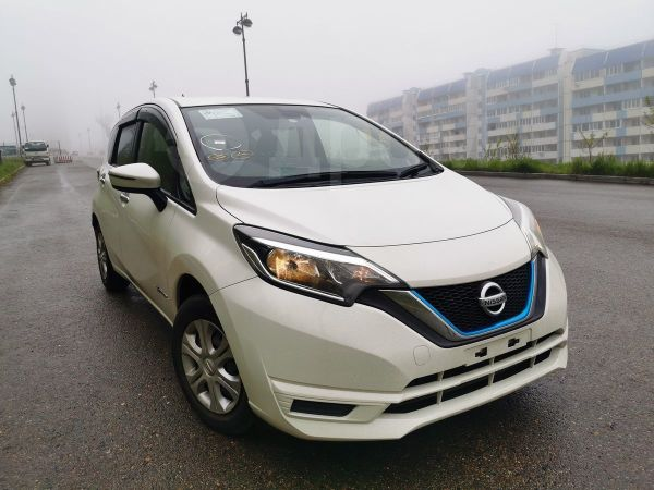 Nissan Note, 2016 год, 649 000 руб.