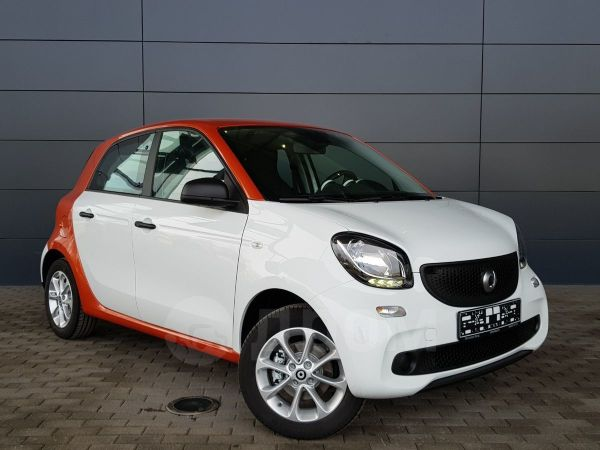 Smart Forfour, 2018 год, 900 000 руб.