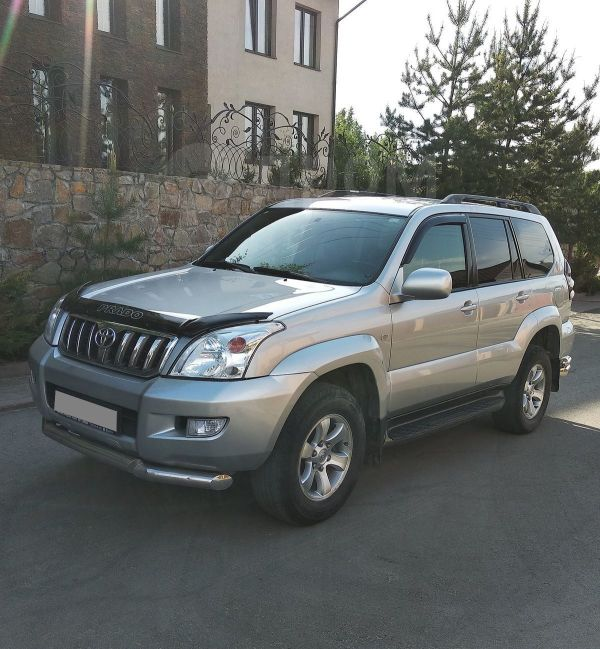 Toyota Land Cruiser Prado, 2006 год, 1 150 000 руб.