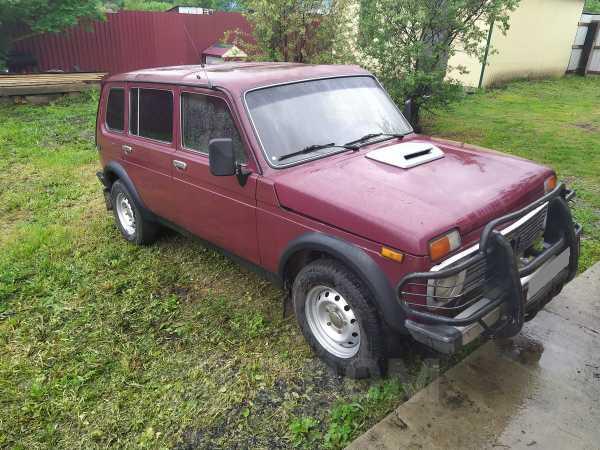 Лада 4x4 2131 Нива, 2001 год, 115 000 руб.