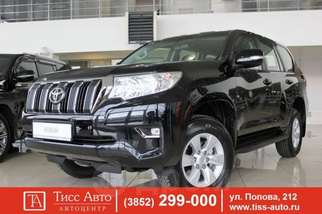 Toyota Land Cruiser Prado, 2020 год, 3 470 000 руб.