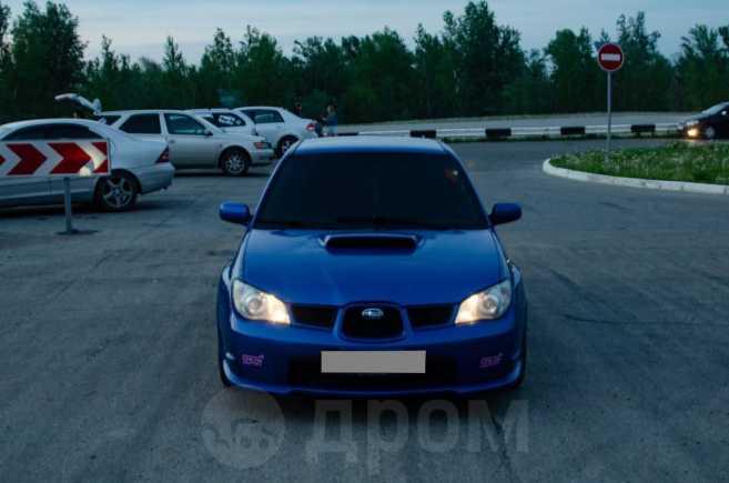 Subaru Impreza WRX, 2005 год, 590 000 руб.