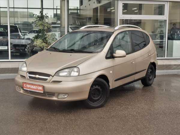 Chevrolet Rezzo, 2006 год, 190 000 руб.