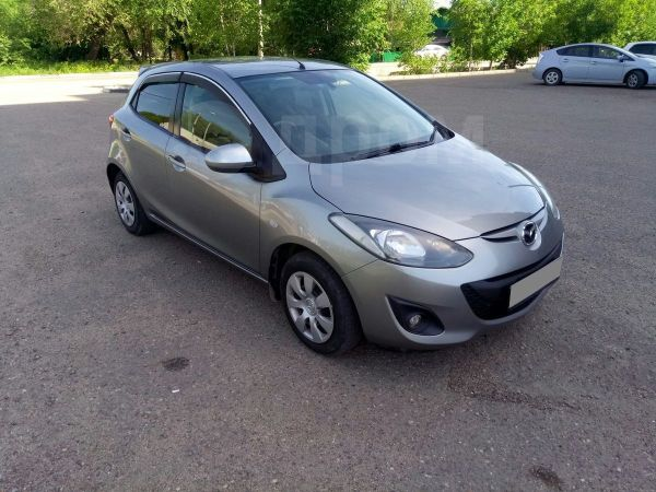 Mazda Demio, 2013 год, 475 000 руб.