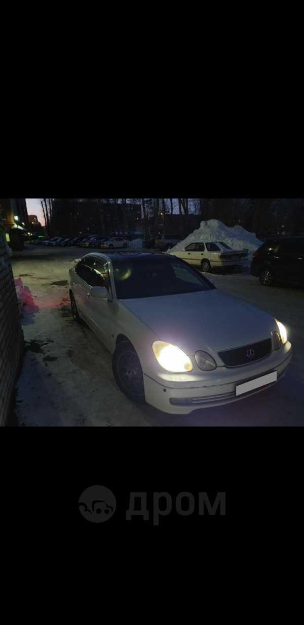 Lexus GS300, 1998 год, 420 000 руб.