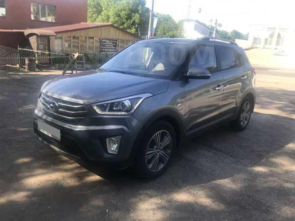 Hyundai Creta, 2018 год, 1 090 000 руб.