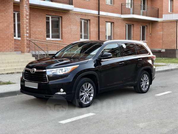 Toyota Highlander, 2014 год, 1 840 000 руб.