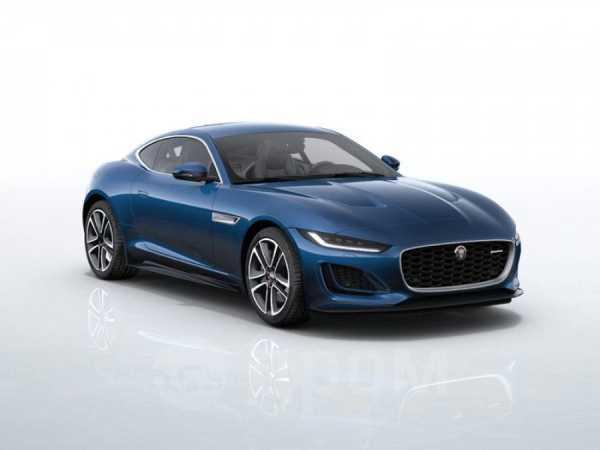 Jaguar F-Type, 2020 год, 8 709 000 руб.